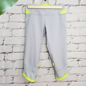 Ivivva by Lululemon Size 12 Crops Mesh Detail